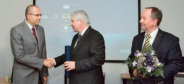 Docent Jech získal za výzkum hluboké stimulace mozku ocenění GA ČR