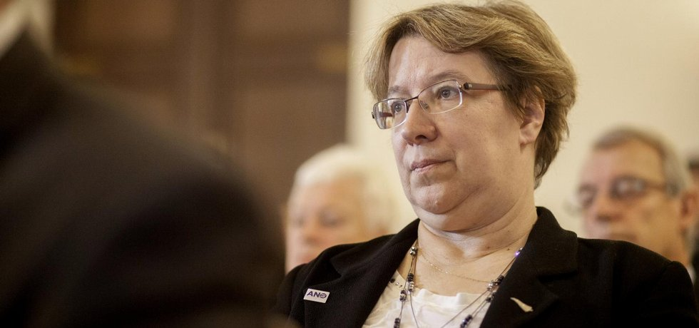 Zastupitelka Eliška Richtrová