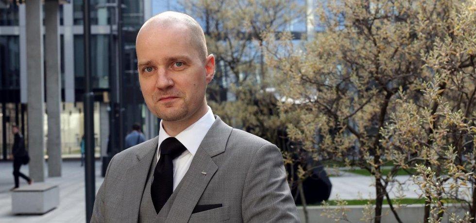 Vítězslav Hruška, partner firmy Apogeo