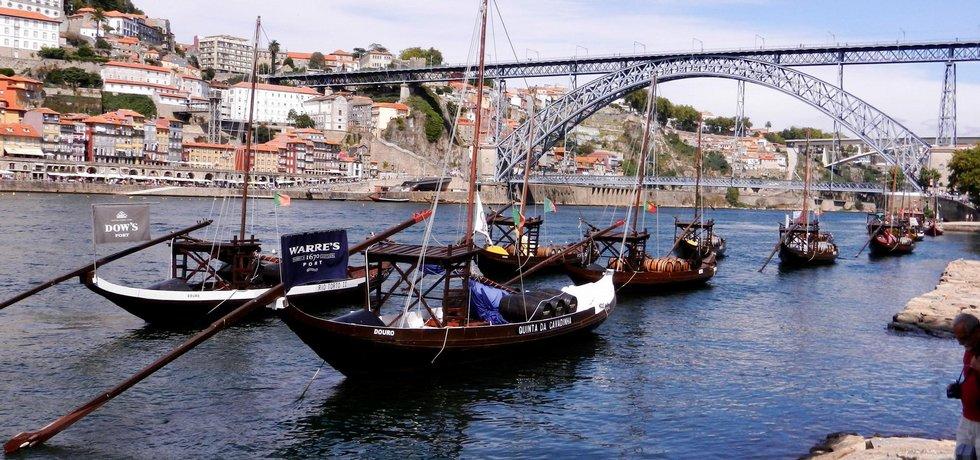 Portugalské Porto (Zdroj: Mladá fronta)