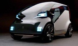 Elektromobil Honda NeuV