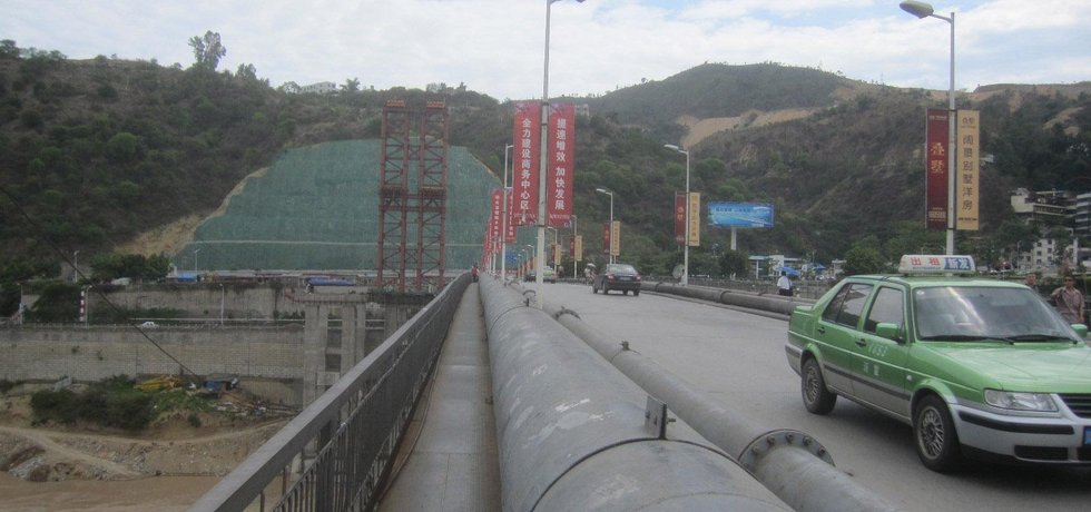 Plynovod Sichuan