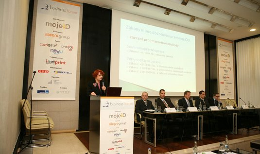 Konference E-Business FORUM 
