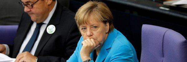 Merkelová je před summity EU a V4 stále izolovanější
