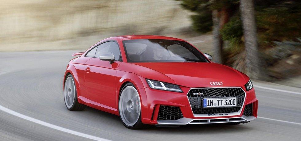 Audi TT TS