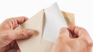 obálka, dopis