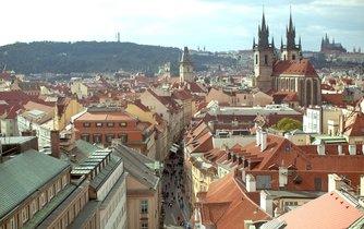 Praha, ilustrační foto