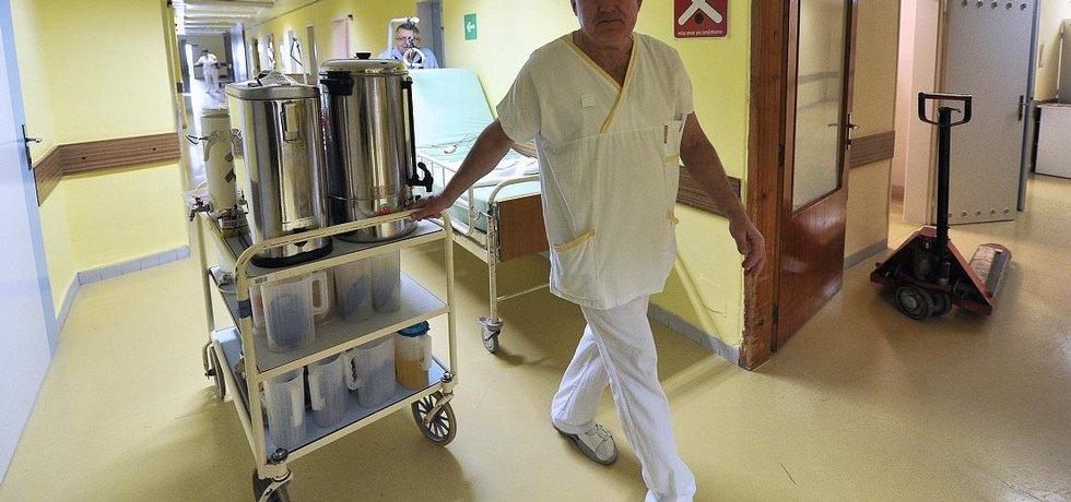 Ilustrační foto nemocnice