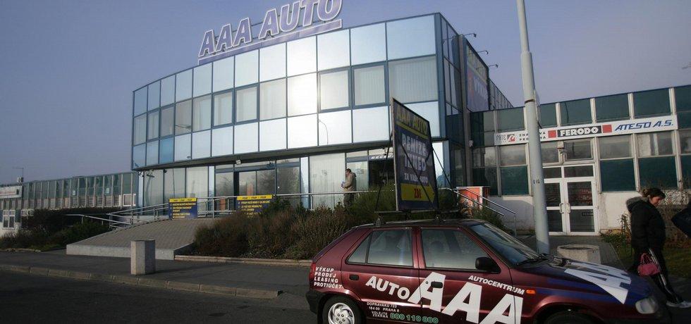 AAA Auto (ilustrační foto)