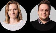 Noví accounti v Symbiu: Bára Ripplová a Petr Šupolík