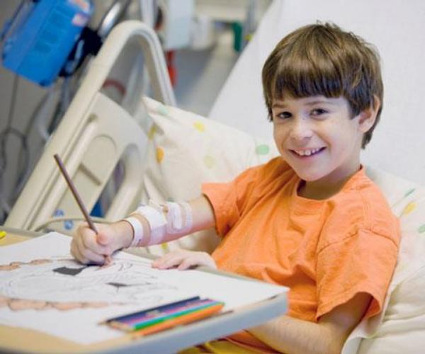 dítě, nemocnice, pediatrie