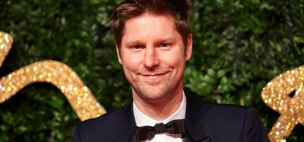 Christopher Bailey, výkonný ředitel Burberry