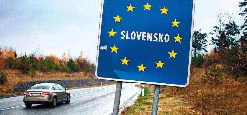 Slovensko, náš dálniční vzor
