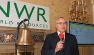 Pražská burza zastavuje obchodování s akciemi NWR