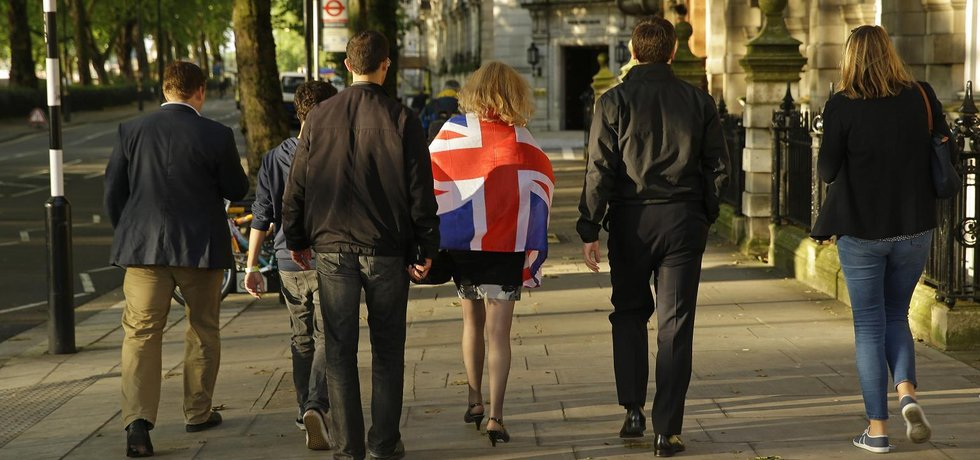 Velká Británie opouští Evropskou unii. (Zdroj: čtk)