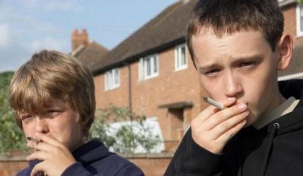 kouření, děti, nikotinismus, cigarety,