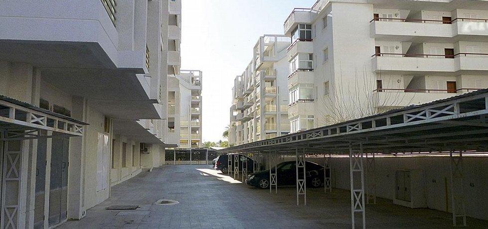 V malebném městečku Salou jsou opuštěné celé bloky.