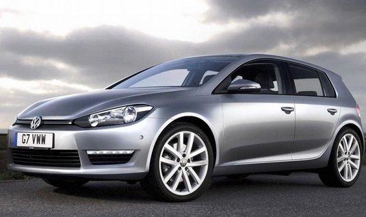 VW Golf nové generace