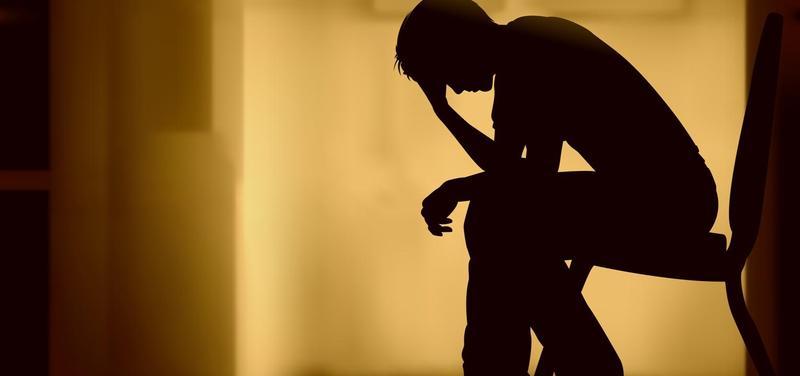 *deprese, smutek, únava, ztráta, úmrtí