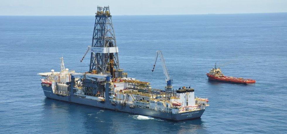 Námořní průzkum ložiska zemního plynu, ilustrační foto (Autor: Deepwater Horizon Response, CC BY 2.0, Wikimedia Commons)