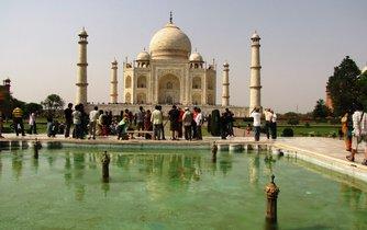 Indický Taj Mahal