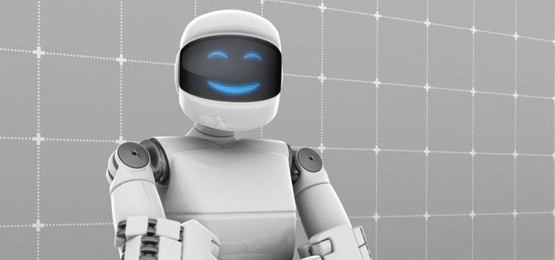 robotika ilustrační foto