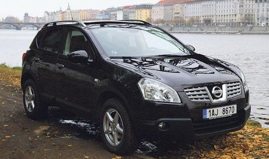 Nissan Qashqai 2.0 dCi