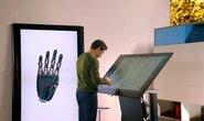 Budoucnost velkých dotykových displejů podle Microsoftu