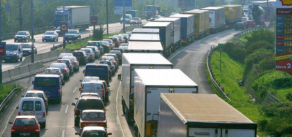 Silniční doprava zažívá růst,