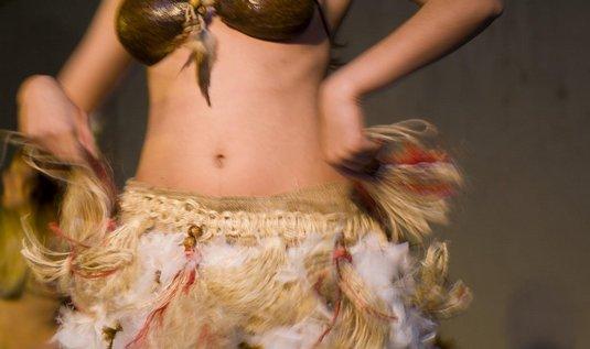 břišní tanec, ilustrační foto