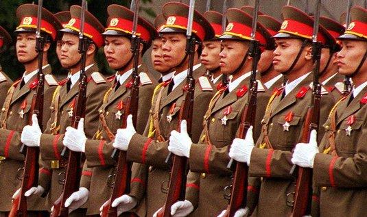 Vietnamští vojáci