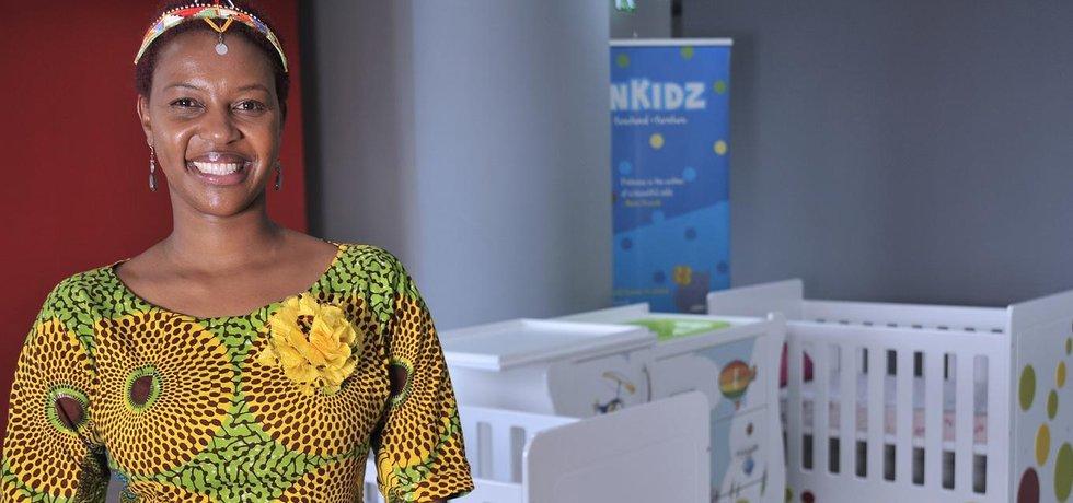 Ciiru Waweruová, majitelka firmy FunKidz (Zdroj: FunKidz)
