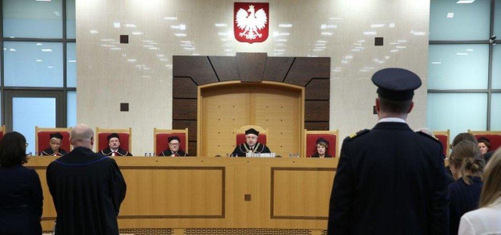 Polský ústavní soud (Zdroj: čtk)