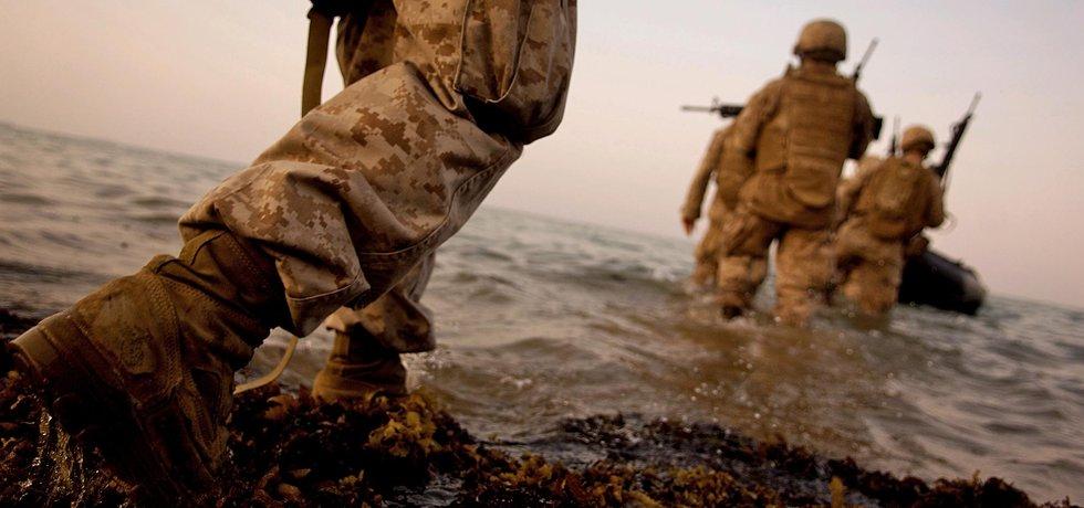 Americká armáda v Džibutsku (ilustrační foto)