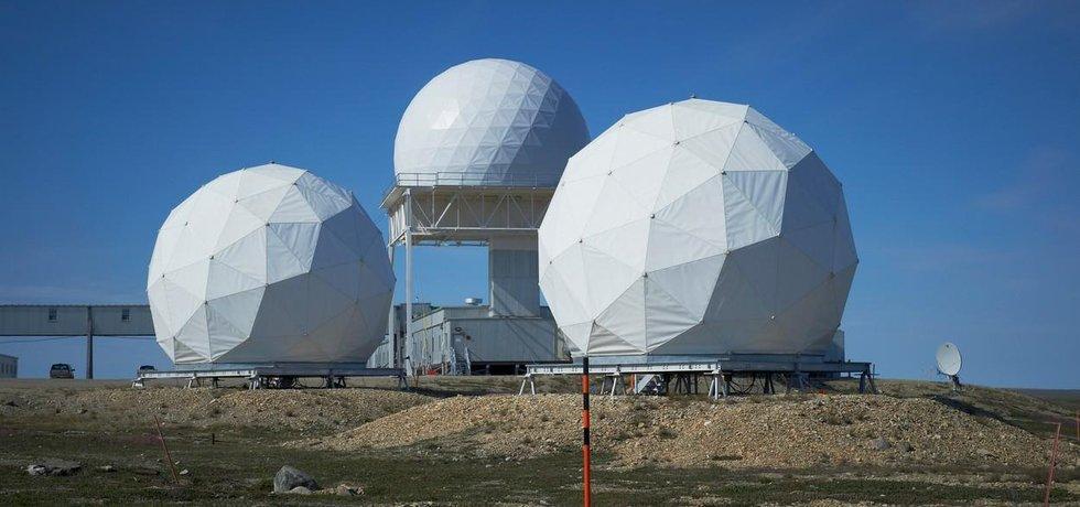 Radar - ilustrační foto