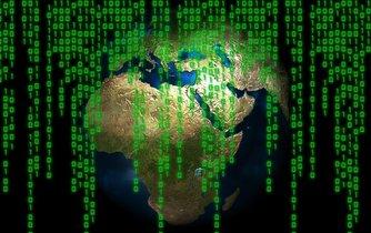 Kyberútoky - ilustrační foto
