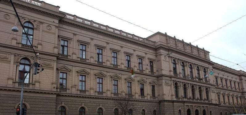 Budova ÚOHS v Brně