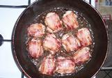 Kořeněná panenka ve slanině