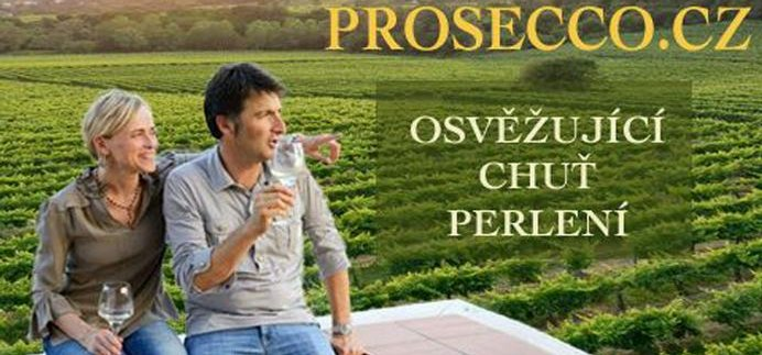 Prosecco - pravá odměna po náročném dni, když máte chuť zpomalit čas
