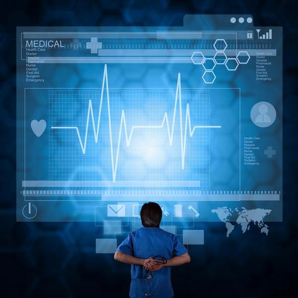 eHealth, počítač, lékař, elektronizace