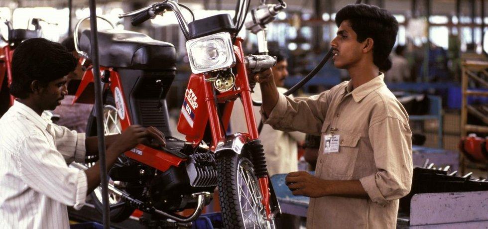 Výroba v Indii