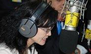 Moderátorka Police Radio Station