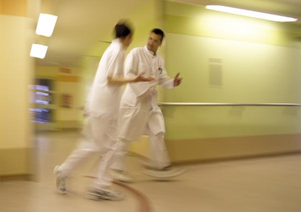lékaři, sestry, nemocnice