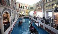 Benátky - tak se jmenuje jedno z nejmodernějších zábavních center Macaa