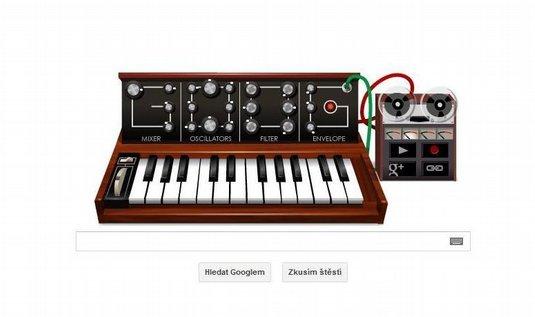 doodle na Google