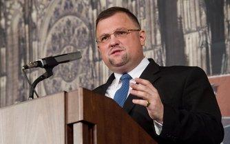 Jindřich Forejt z funkce šéfa Hraního protokolu odstoupil údajně z osobních a zdravotních důvodů.