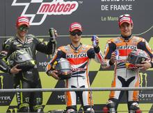 MotoGP v Le Mans: Ohlasy z pdia