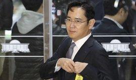 Prezident Samsungu I Če-Jong
