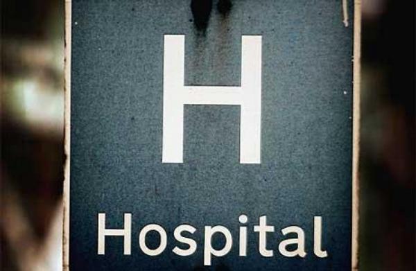nemocnice, značka