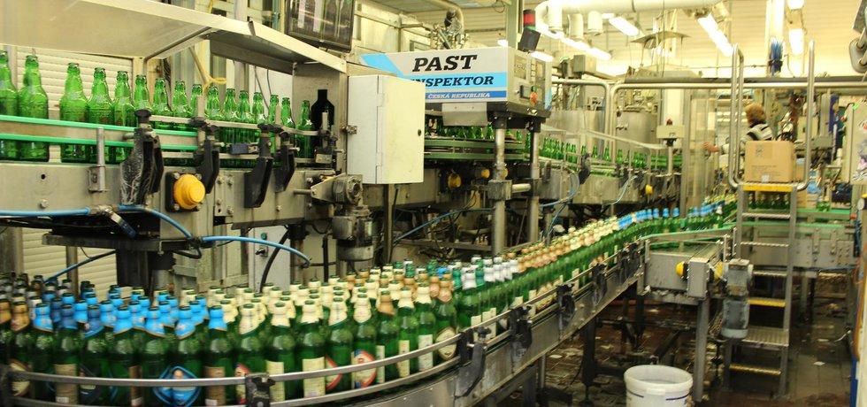 Pivovar Bernard v Humpolci